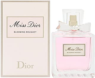Christian Dior Miss Dior Blooming Bouquet  Eau De Toilette Spray for Women, 3.4 Ounce