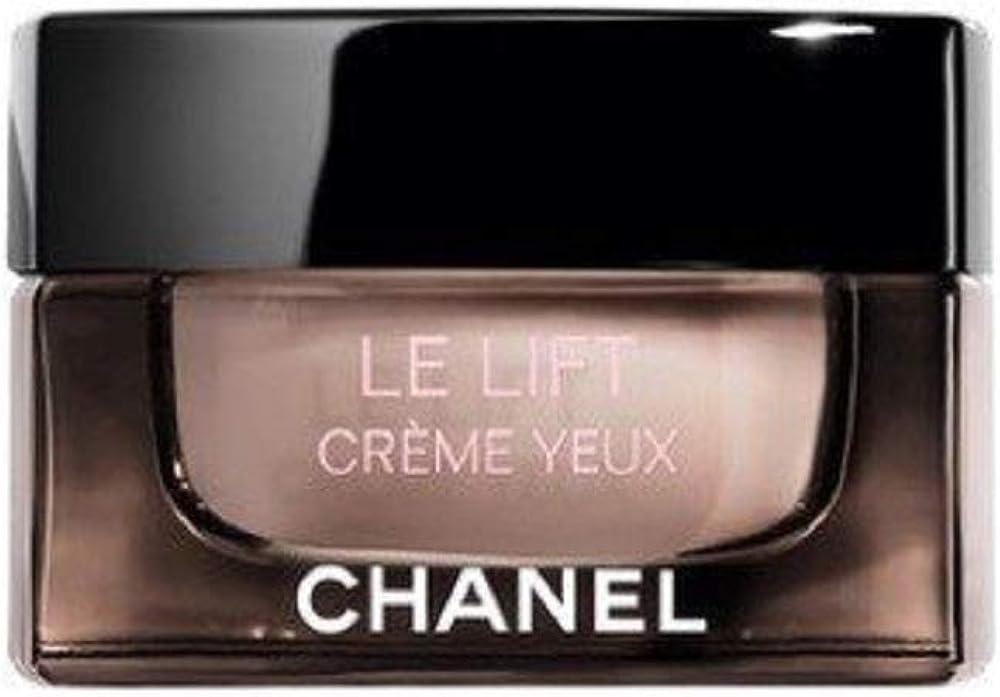 Chanel, le lift crème yeux ,crema per gli occhi,per donna, 15 ML 820-141680