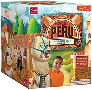 Passport to Peru Ultimate Starter Kit (Group Cross Culture VBS 2017)