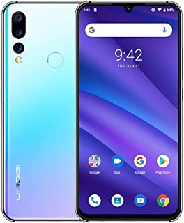 Mobile Phones A5 Pro, Global Dual 4G, 4GB+32GB, Triple Back Cameras, 4150mAh Battery, Fingerprint Identification, 6.3 inch Full Screen Android 9.0 MTK Helio P23 Octa Core up to 2.0GHz, Network: 4G, Du