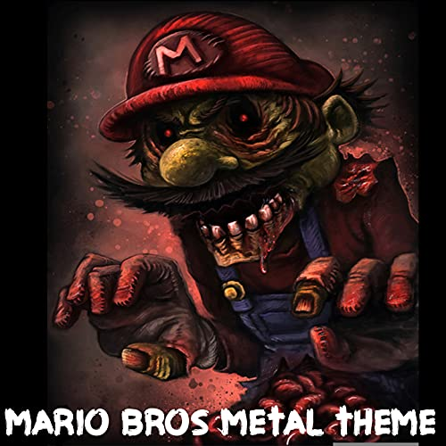 Super Mario Bros Metal Theme
