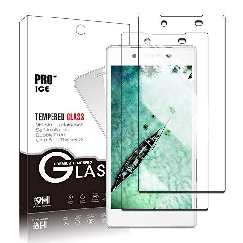 【2枚】XPERIA Z5 ガラスフィルム エクスペリア Z5 SOV32 SO-01H 501SO フィルム強化ガラス液晶保護フィルム液晶 ガラス ケース フィルム 硬度9H/気泡なし/指紋防止/自動吸着 XPERIA Z5対応