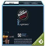 Caffè Vergnano Èspresso Capsule Caffè Decaffeinato, Pacco da 50 Capsule