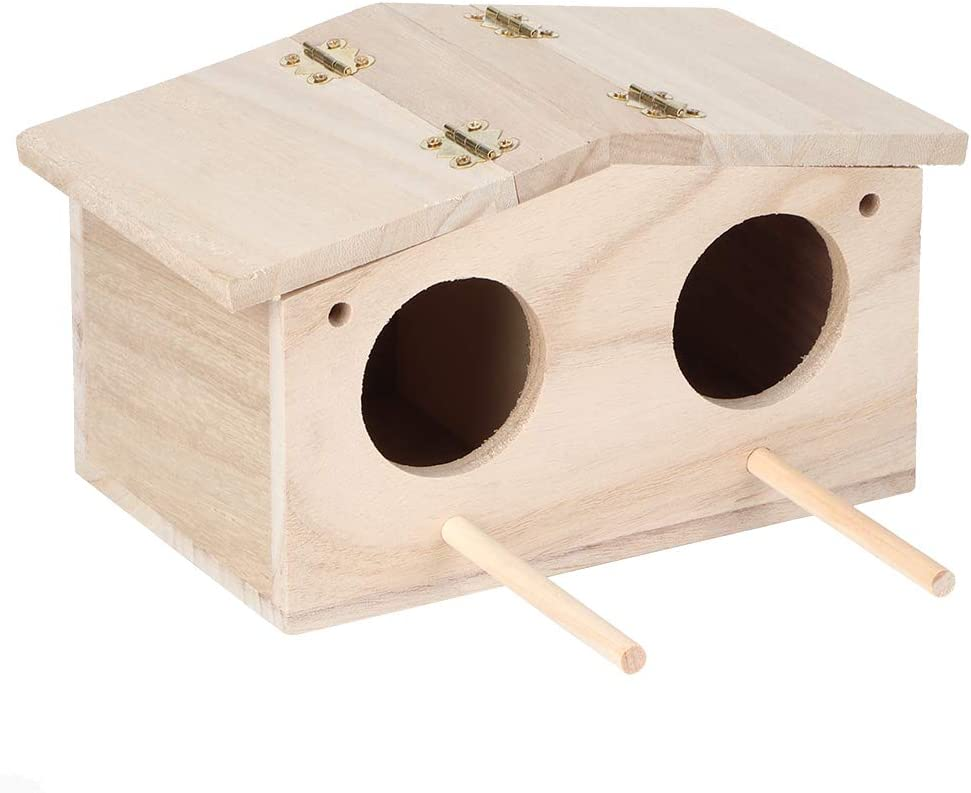 Okuyonic Nests Bird House Breeding Birds Parrots Swallo Manufacturer OFFicial shop for Directly managed store
