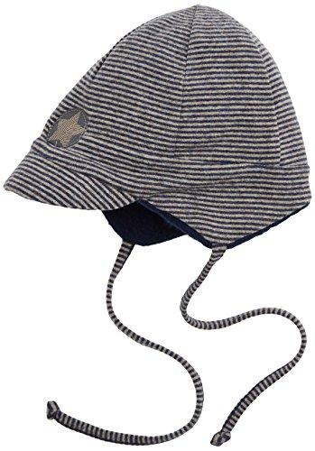 Sterntaler Baby-Jungen Schirmmütze Mütze, Blau (Marine 300), 43