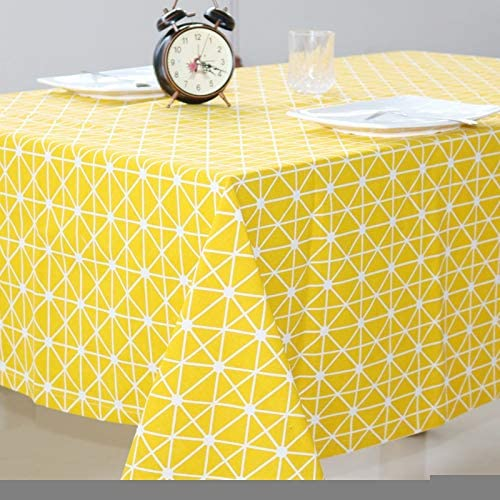 CRTTRC Geometric Table Cloth Nappe Party Classic 40% OFF Cheap Sale Tablecloth Cover