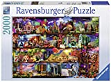 Ravensburger World of Books Puzzle 2000 Piece Jigsaw Puzzle for Adults – Softclick Technology Means Pieces Fit Together Perfectly