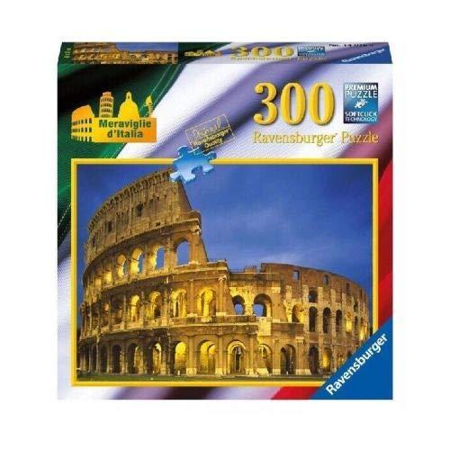 Ravensburger Colosseo Puzzle 300 Pezzi XXL, Multicolore, 16404