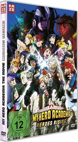 My Hero Academia: Heroes Rising - The Movie - [DVD]
