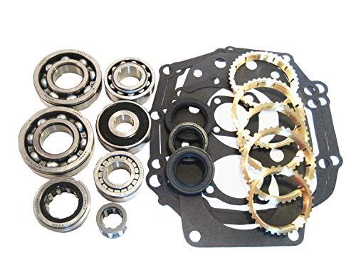 Vital Parts BK162WS FitsToyota Manual Transmission Overhaul Rebuild Kit W55 W56 W58 5 Speed 1978-91