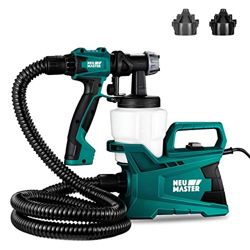 Paint Sprayer, NEU MASTER 600 Watt High Power HVLP Home...