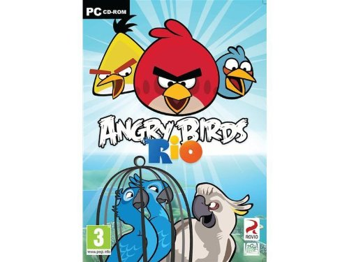 MSL Angry Birds: Rio (PC)