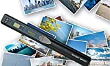 Vupoint Solutions PDS-ST415-VP Magic Wand Portable Scanner (900 DPI Version) (Black)