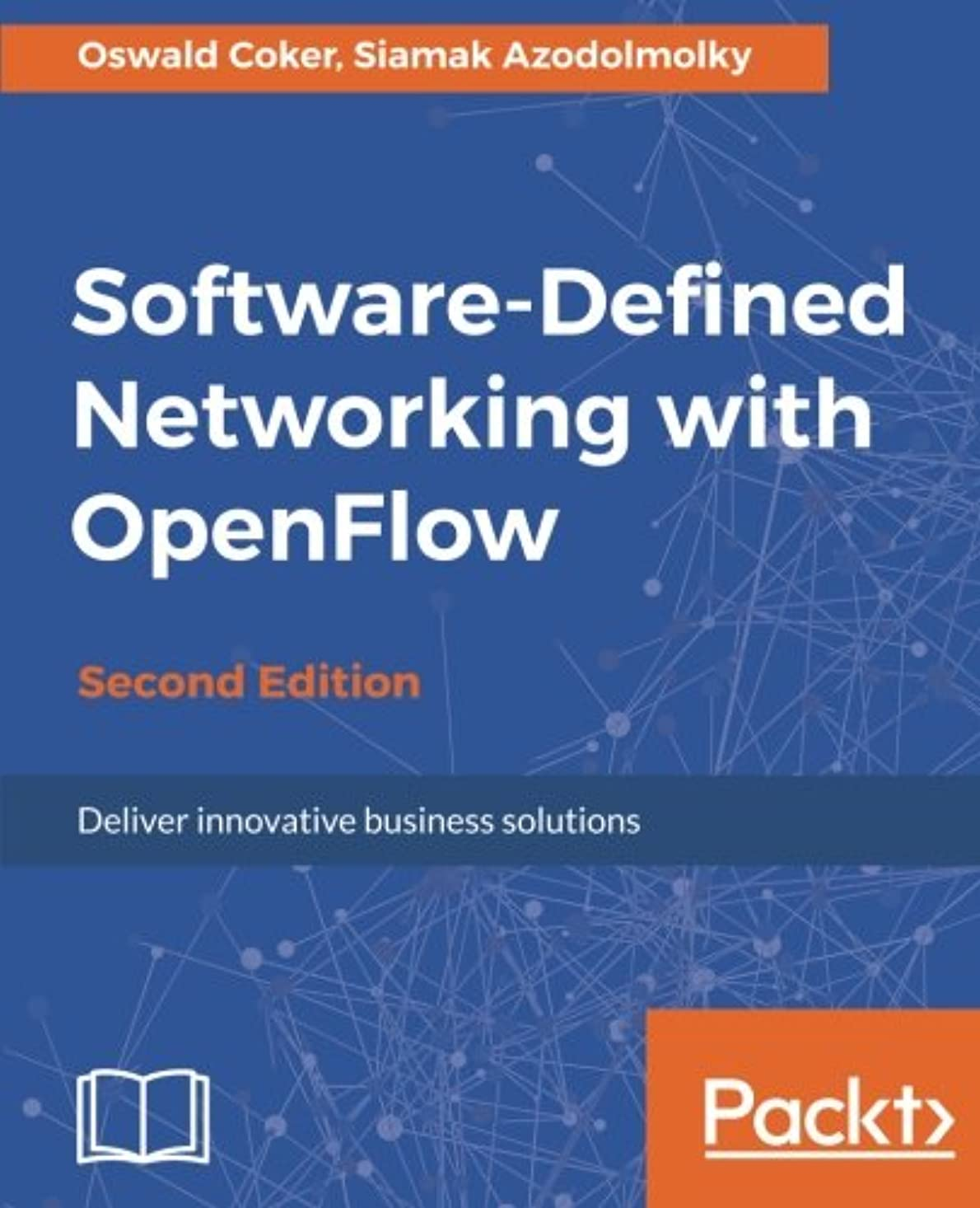 投げる動くグレートバリアリーフSoftware-Defined Networking with Openflow - Second Edition