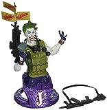 dc comics 19411 Super Villains The Joker Bust - Figura Decorativa...