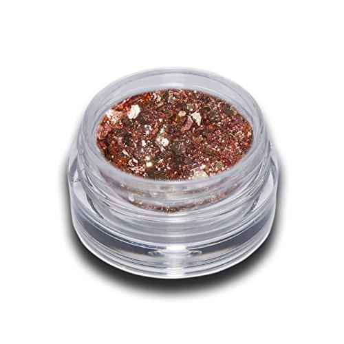 Glam Mix Glitter Glitzer Puder Nr. 2 Rosegold