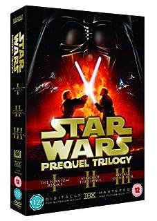 Star Wars Trilogy: Episodes I, II And III [DVD] [2017] (B001FVKUAI) | Amazon price tracker / tracking, Amazon price history charts, Amazon price watches, Amazon price drop alerts