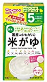 手作り応援ファーストステップ 国産コシヒカリの米がゆ 2.5g×7包