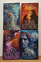 Prime Series Set of Books 1-4 - I Thirst for You, I Burn for You, I Hunger for You, and Master of Darkness