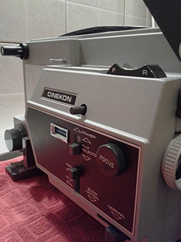 1970's Vintage Cinekon Instduo S80 8mm Movie Projector (Full Working Condition!)