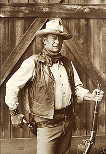 The Picture Peddler Inc. Die Cowboys John Wayne Western Filmen Tiere Print Poster 53,3x 76,2