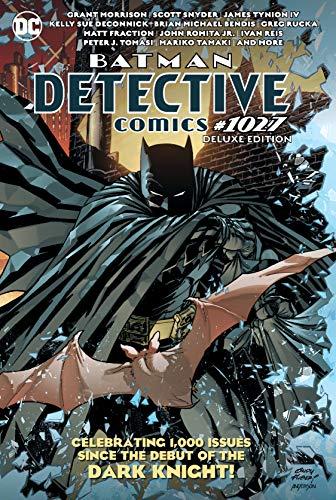 Batman: Detective Comics #1027 Deluxe Edition