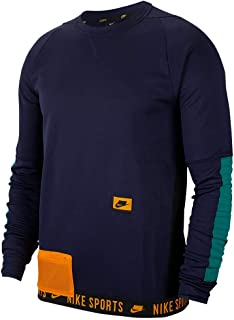 Nike Men's Therma Long-Sleeve Top