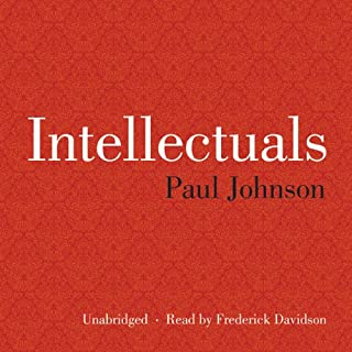 Intellectuals audiobook cover art