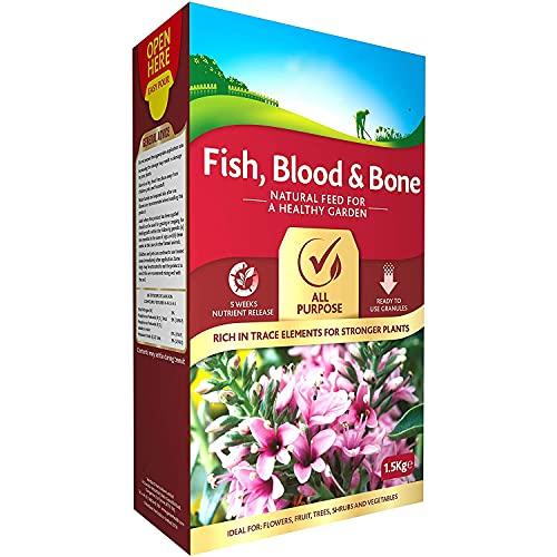 CUQOO Fish Blood and Bone All Purpose Plant Food - Fish Blood and Bone...