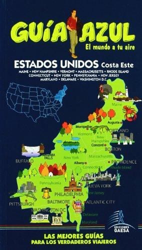 Guía Azul EEUU Este (Guias Azules)