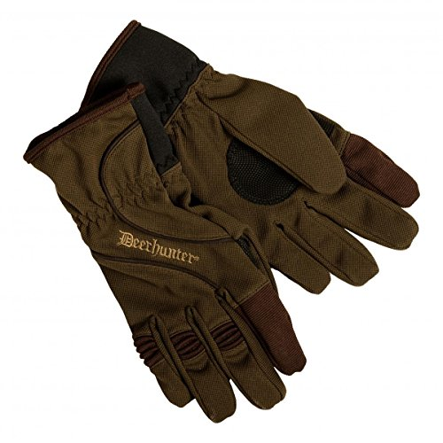 Deerhunter Muflon Light Gloves Art Green Medium Green