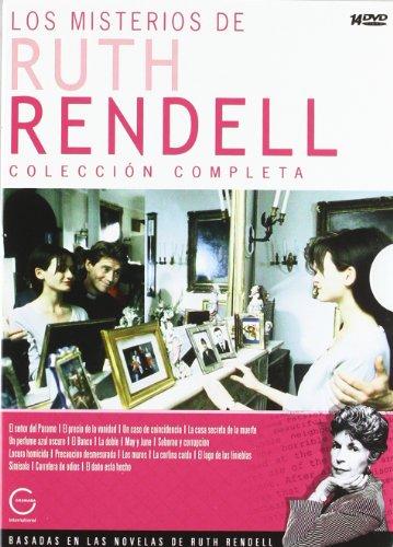 Inspektor Wexford ermittelt / Ruth Rendell Mysteries (17 Films) - 14-DVD Box Set ( Master of the Moor / Vanity Dies Hard / The Secret House of Death / The Doubl [ Spanische Import ]