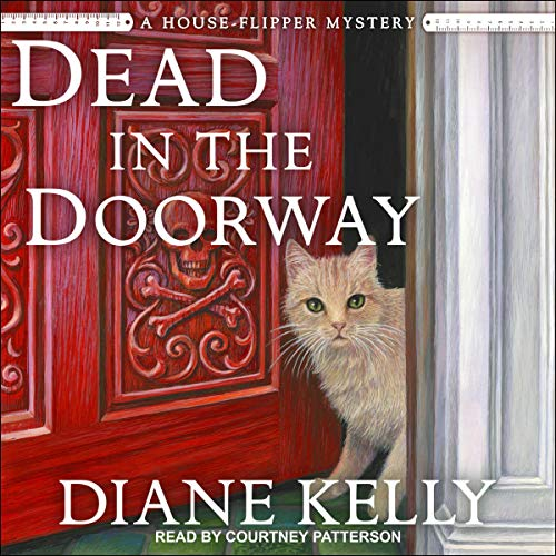 Dead in the Doorway  By  cover art