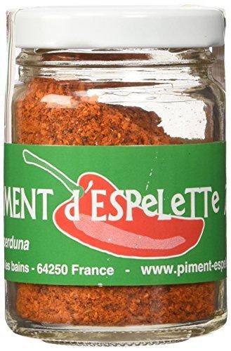 Piment d'Espelette - Red Chili Pepper Powder from France 1.41oz