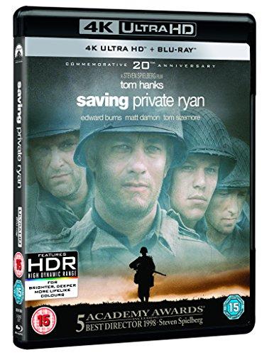 Saving Private Ryan [Blu-ray] [2018] [Region Free]