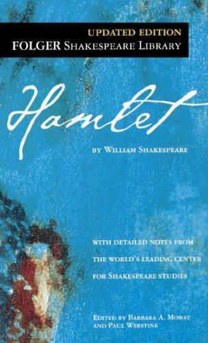 Hamlet (Turtleback School & Library Binding Edition) (The New Folger Library Shakespeare)