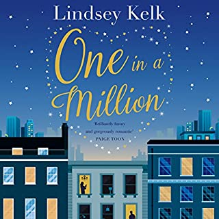 One in a Million                   Written by:                                                                                                                                 Lindsey Kelk                               Narrated by:                                                                                                                                 Ellie Heydon                      Length: 10 hrs and 32 mins     14 ratings     Overall 4.4