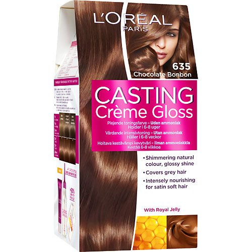 L'Oréal Paris Casting Crème Gloss Couleur de cheveux – sans Ammoniaque