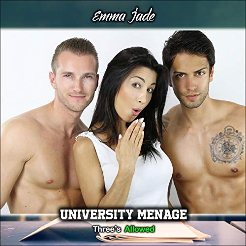 University Menage: Three's Allowed cover art