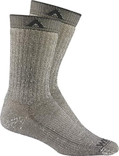 Wigwam Merino Comfort Hiker 2-Pack S2322 Sock, Charcoal II - SM