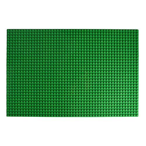 EP-Toy des plaques de Base empilables Peuvent être construites sur Les Deux côtés, 32 * 48 compatibles avec Divers Petits Blocs de Particules (10.1\
