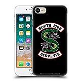 Head Case Designs Offizielle Riverdale South Side Serpents Grafik Kunst Harte Rueckseiten Handyhülle Hülle Huelle kompatibel mit Apple iPhone 7 / iPhone 8 / iPhone SE 2020