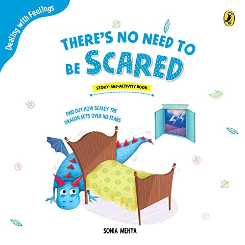 Couverture de There's No Need to Be Scared