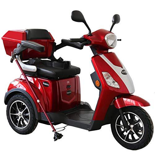Dreirad Senioren Scooter Elektroroller Bild 6*