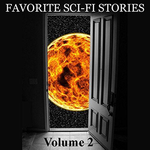 Favorite Science Fiction Stories, Volume 2 cover art