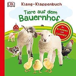 Klang-Klappenbuch Tiere auf dem Bauernhof