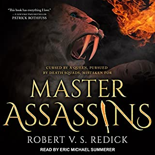Page de couverture de Master Assassins