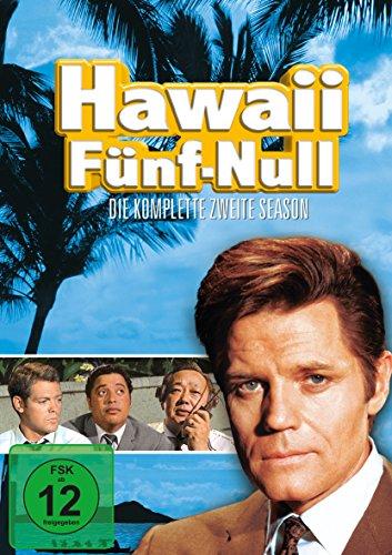 Hawaii Fünf-Null - Die komplette zweite Season [6 DVDs]