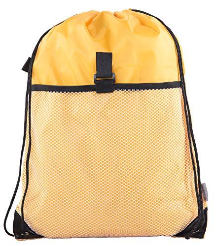 Mato & Hash , Damen Tote-Tasche, gold - Athletic Gold - Größe: 1 Pack
