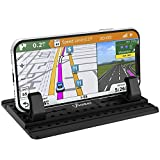 Cell Phone Holder for Car, AONKEY Dashboard Car Pad Mat Vehicle GPS Mount Universal Fit Al...